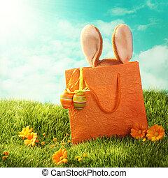 húsvét, ajándék
