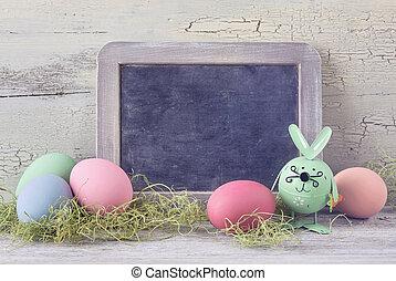 húsvét, dekoráció