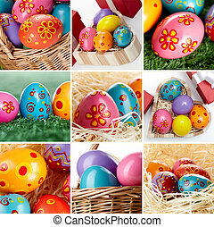 húsvét, gyűjtés