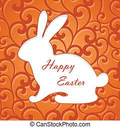 húsvét, háttér.