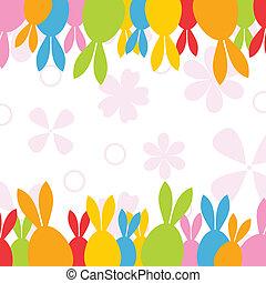 húsvét, hares2