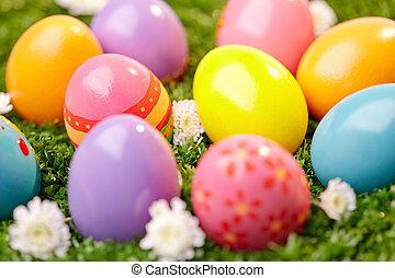 húsvét, változatosság