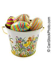 húsvét, vödör