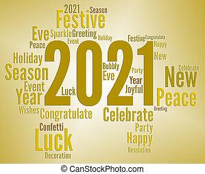 húsz, ezer, két, egy, 2021, év, új, vagy