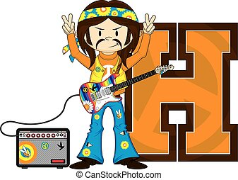 H is for Hippie