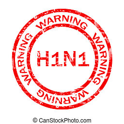 h1n1, advertencia