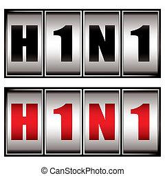 h1n1 dial