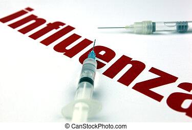 h1n1, grippe, virus