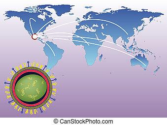 H1N1 Virus Pandemic
