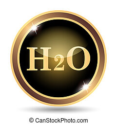h2o, icono