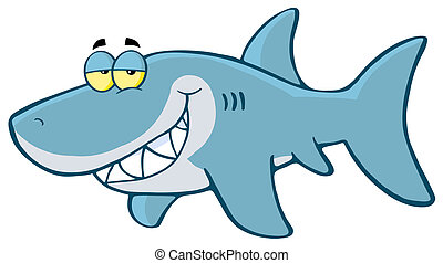 haai, vrolijke