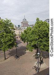 Haarlem city center