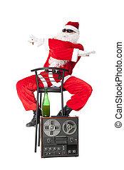haben, party, claus, spaß, santa