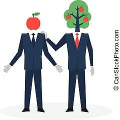 habilidades, comunicação, negócio