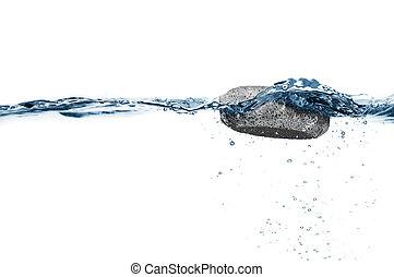 habkő, úszó, megkövez
