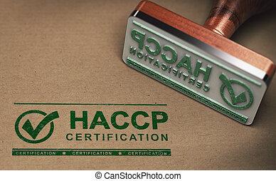HACCP Hazard Analysis of Critical Control Points