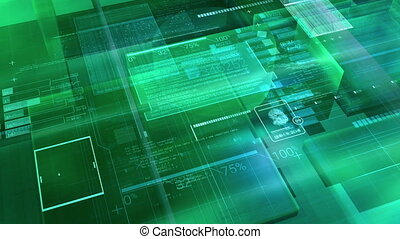 hacher, pirate informatique, protection, attaques, virtuel, space., contre