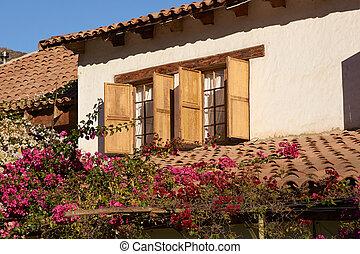 hacienda, 歴史的