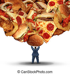 haciendo dieta, desafío
