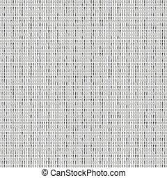 hacker, código binário, illustration., patern., conceito, zero., codificação, seamless, um, experiência., vetorial, números, fundo, tecnologia digital, ou