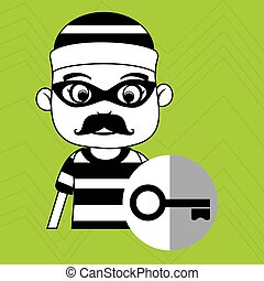 hacker security key