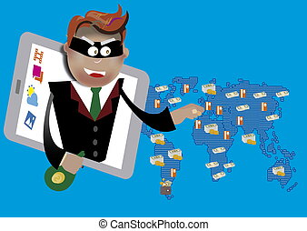 Hacker the Internet