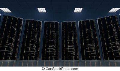 Hacking a cloud server datastore seamless loop