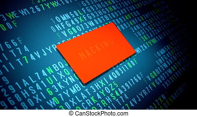 Hacking of program code