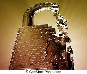 hacking, veiligheid, bypass