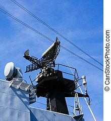 hadi, fregatt, radar