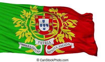 hadi, portugal lobogó, elszigetelt, seamless, bukfenc