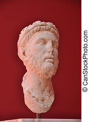 hadrian, buste