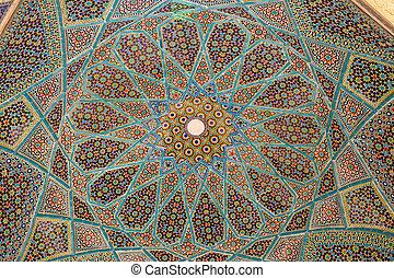 hafez, 墓, 天井