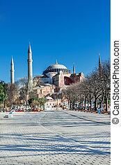 Hagia Sofia in Istanbul