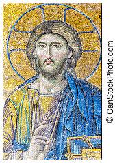 Hagia Sofia mosaic 13 - The mosaics that adorn the hagia...