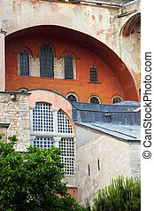 Hagia Sophia Byzantine Architecture