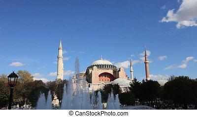 hagia sophia - Hagia Sophia at Istanbul Turkey