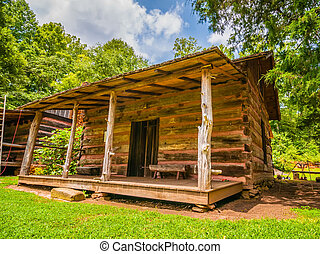 Hagood Mill Historic Site in south carolina