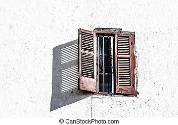 hagyományos, marokkói, építészet