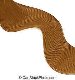 Hair background for your design. Vector illustration. Best...