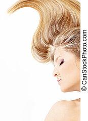 Hair bend