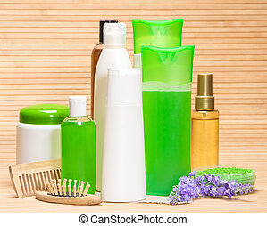 Hair care cosmetics and accessories