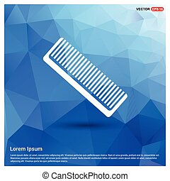 Hair Comb Icon