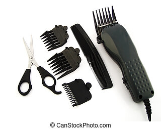 hair grooming parts - clippers and accessories