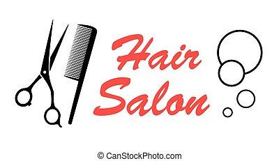 hair salon icon