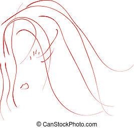 Hair salon - logo for hair salon or beauty parlor i am the...