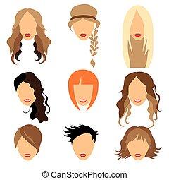 Hair Style Set