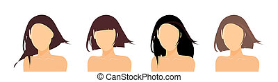 hair styling icons