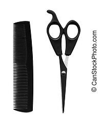 haircutting, herramientas