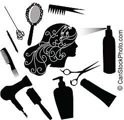 hairdress, moda